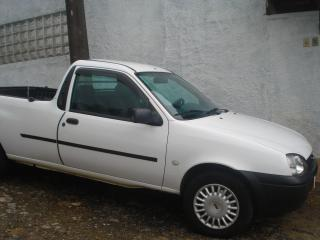 Petrópolis: Ford Courier