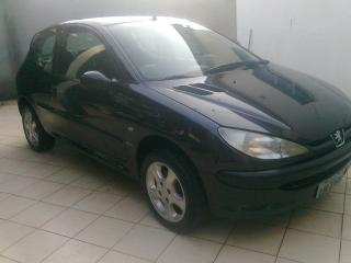 Sorocaba: PEUGEOUT 206 ANO 2001 1.6 COMPLETO + COURO